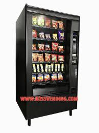 Crane Vending Machine Classy NAT 48 Ross Vending INC