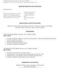 Bank Teller Resume Examples Extraordinary Resume Examples Canada It Resume Sample