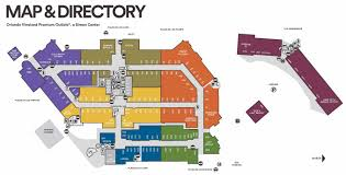 orlando premium outlets directory