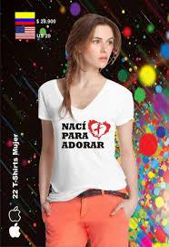 diseños exclusivos camisetas cristianas
