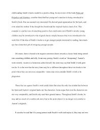 pride essay conclusion english literature writing guide