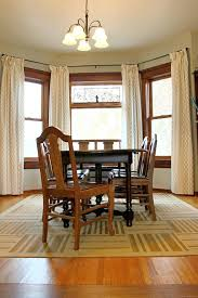 best rug for under dining table nz