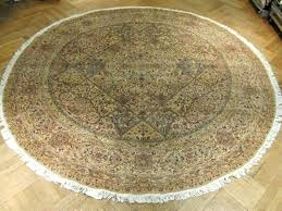 round orange rug large round rug top foot round rugs contemporary area braided all design dining round orange rug