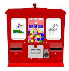 Pen Vending Machine Adorable Smooth Ball Point Pen Vending Machine Royalty Free Cliparts Vectors