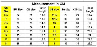 Chinese Toddler Shoe Size Chart Awesome New Arrival Spring