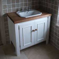 bathroom vanity unit without sink