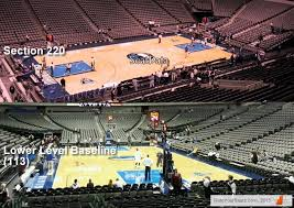 Which Are Better Seats At A Mavs Game Platinum Level