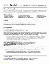 Sample Resume College Student Fresh Resume Format For Graduate