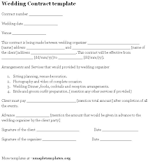 Venue Contract Template Booking Contract Template Related Post House Agreement Venue