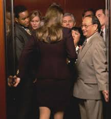 people talking in elevator. on monday, i published my investigation into pennsylvania elevator safety, which questioned the state\u0027s inspection process through elevators in people talking