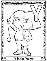 Small Picture Easy y coloring pages cartoons alphabets coloring sheets