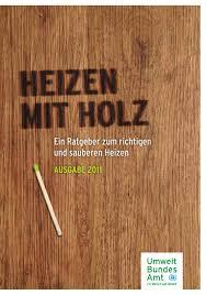 Heizen Mit Holz By Studio Good Issuu