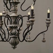 antique wrought iron chandeliers expression country french vintage wrought vintage country french wrought iron chandelier chandeliers