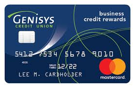 We did not find results for: Mastercard Small Starter Business Rewards Credit Card Genisys Credit Union
