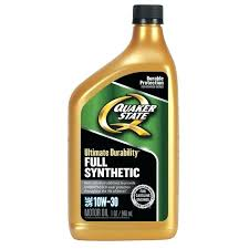 10w 30 motor oil full synthetic 1 quart pennzoil sae msds
