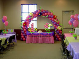 simple decoration ideas for birthday party decorating of party