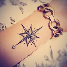 Small Picture The 25 best Small compass tattoo ideas on Pinterest Compass