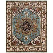 umbria light blue ivory 8 ft x 10 ft area rug