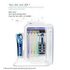 có sẵn> Máy tiệt trùng bàn chải đánh răng IRIVER BLANK ion âm - TM6500 Hàn  Quốc
