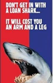 Image result for loan shark