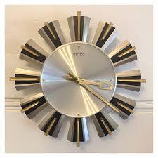 sunburst wall clock australia