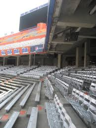 Ben Hill Griffin Stadium Seating Chart Visitors Section Ben Hill Griffin Stadium Florida Seating Guide
