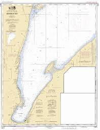 Lake Superior Depth Chart 5 Keweenaw Bay Lake Superior Marine Chart Nautical Charts