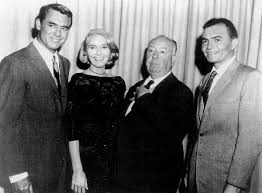 Image result for hitchcock film with mount rushmore james mason