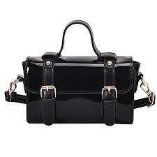 mirror patent leather female tote bag 2019 new high quality pu leather women s designer handbag casual shoulder messenger bags