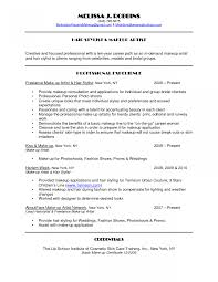 Repossession Agent Resume Examples Makeup Artist Templates