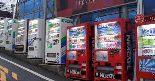 How Many Vending Machines In Tokyo Simple Econ Bonus Question Of The Week Vending Machine Economics