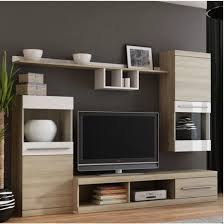 led mdf living room furniture tv wall