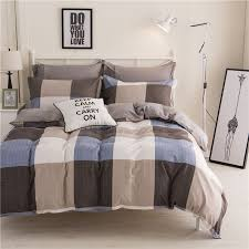 Mecerock Newest Geometric Pattern Polyester Bedding Sets Hot Sales ... & Mecerock Newest Geometric Pattern Polyester Bedding Sets Hot Sales Duvet  Cover Set Single Double Queen King Size-in Bedding Sets from Home & Garden  on ... Adamdwight.com