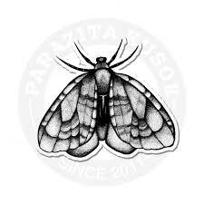 мотылек категория черно белое Parazitakusok