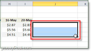 Excel Mini Charts How To Use Sparklines Mini Charts In Excel 2010