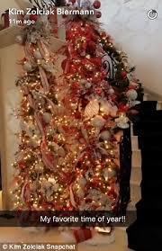 christmas decorations office kims. Go Kroy: The Former Atlanta Falcons Player Must Have Spent Hours Decorating Their Large Estate Christmas Decorations Office Kims E