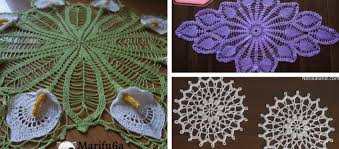 Oval Crochet Doily Patterns Free Cool 48 Free Crochet Doily Patterns Knit And Crochet Daily