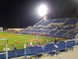 Haley Toyota Field At Salem Memorial Ballpark Team Salem