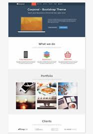one page website template 50 one page website templates for your business