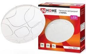 Купить Декоративный <b>светильник IN HOME</b> DECO ...