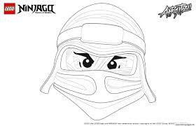 Kai Ninjago Kleurplaat Ausmalbilder Ninjago 03 Ausmalbilder Zum With