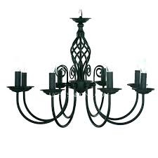 ace wrought iron custom large chandeliers hand forged by j rustic australian