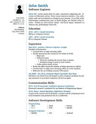 Resume Vs Curriculum Vitae Simple Vita Resume Templates For Education Archives 48 Player