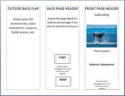 How Do You Make A Brochure On Microsoft Word 2007 How To Make Brochures On Microsoft Word With Pictures Wikihow