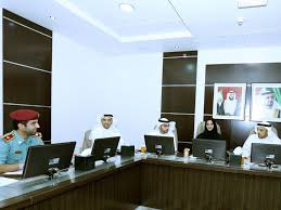 Genral Office Smart Dubai Office Meets With General Directorate Of