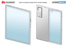 Huawei Mate X2 appears in new patent ...