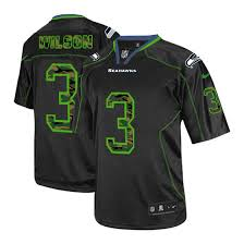 Russell Jersey Wilson Black Russell Wilson ecdcecbfebbef|Dallas Cowboys Vs. New Orleans Saints Live Rating And Stats