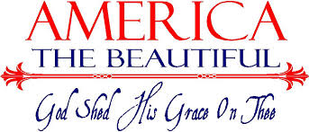 America The Beautiful Quotes Best of Wall Quotes Vinyl Holiday Wall Art Fourth Of July Quotes