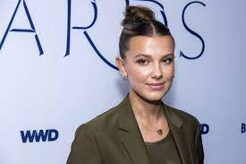 Millie Bobby Brown (17) shot the exes ...