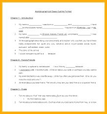 Sample Biographical Essay Example Of Biography Essay Examples Free Writing An